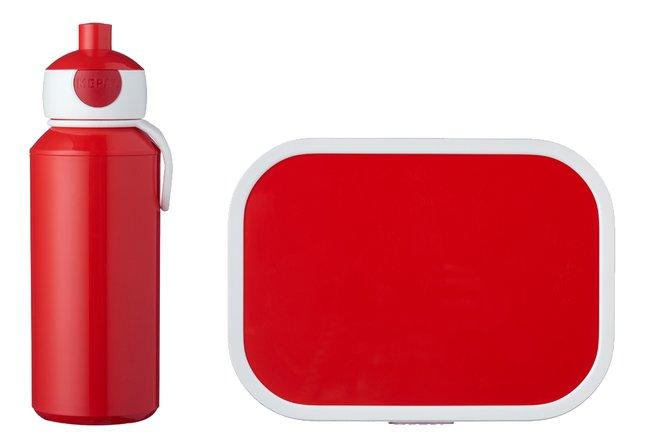 Image pour Mepal boîte à tartines et gourde Campus Red à partir de DreamLand