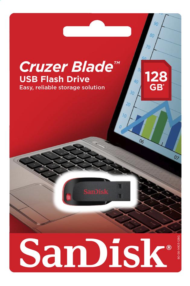 Afbeelding van SanDisk USB-stick Cruzer Blade 128 GB from DreamLand