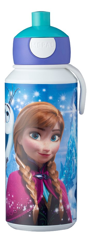 Afbeelding van Mepal drinkfles pop-up Campus 400 ml Disney Frozen Sisters Forever from DreamLand