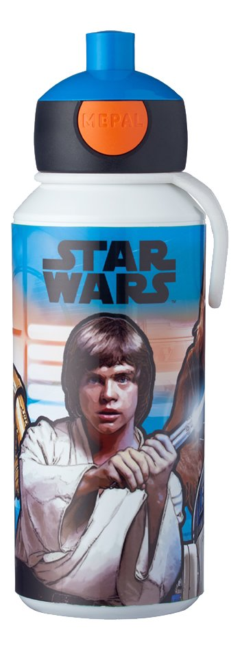 Afbeelding van Mepal drinkfles pop-up Campus 400 ml Star Wars from DreamLand