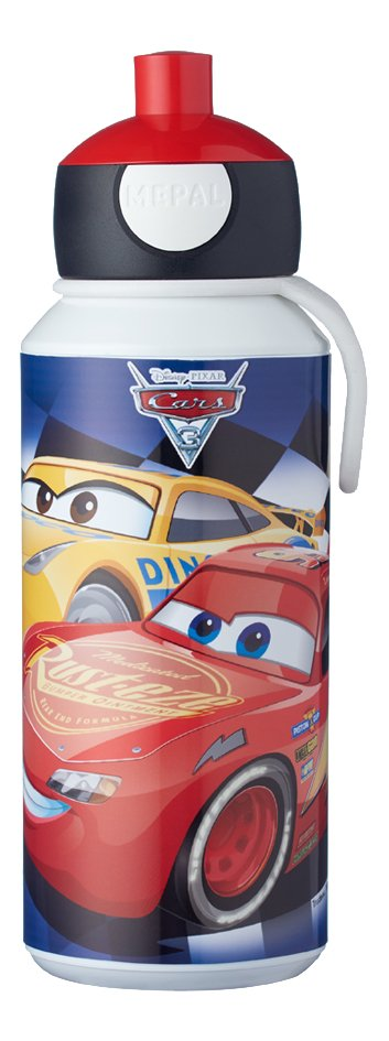 Image pour Mepal gourde pop-up Campus 400 ml Disney Cars à partir de DreamLand