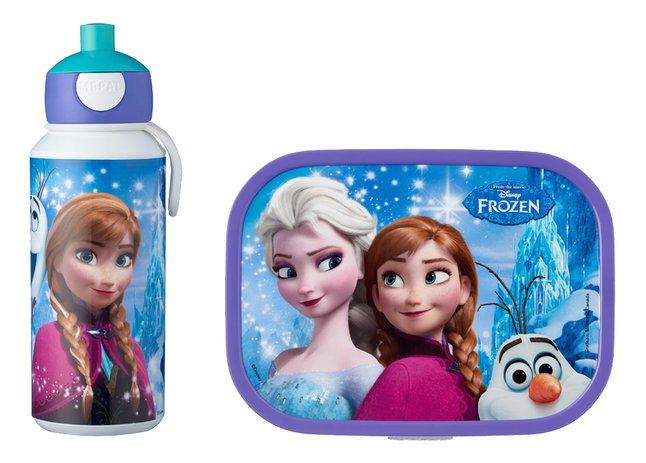 Afbeelding van Mepal brooddoos en drinkfles Campus Disney Frozen Sisters Forever from DreamLand