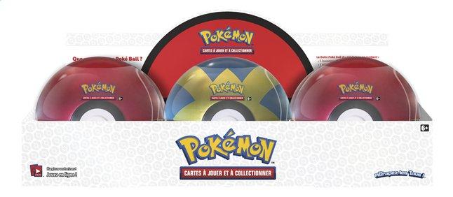 Pokémon Trading Cards Pikachu & Évoli Poké Ball Collection