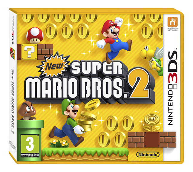 Afbeelding van Nintendo 3DS New Super Mario Bros. 2 NL from DreamLand