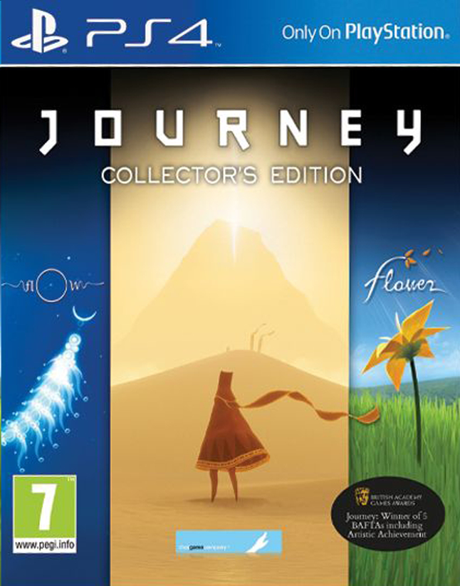 Afbeelding van PS4 Journey Collector's Edition ENG/FR from DreamLand