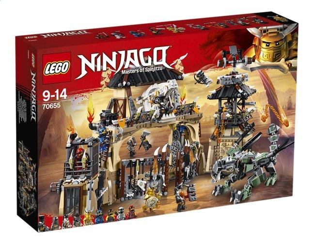 Afbeelding van LEGO Ninjago 70655 Drakenkuil from DreamLand