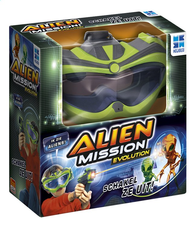 Image pour Alien Mission Evolution NL à partir de DreamLand