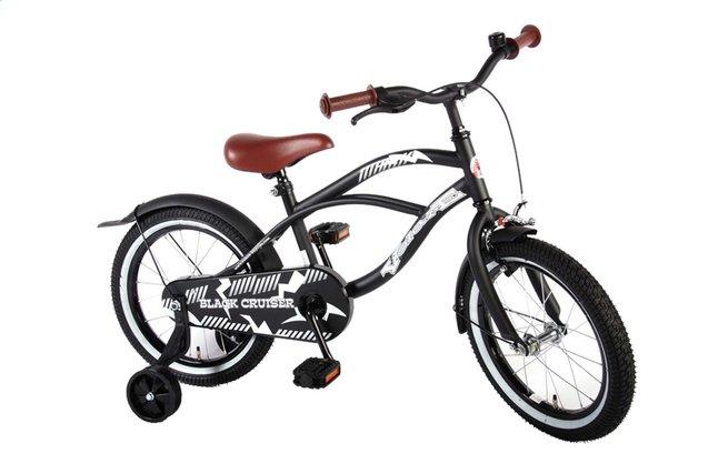 Image pour Volare vélo pour enfants Black Cruiser 16