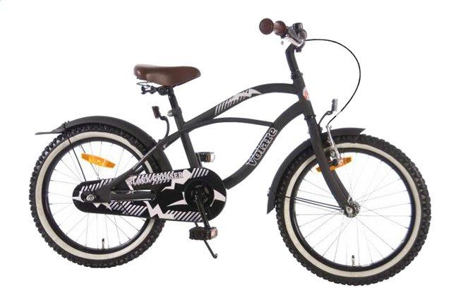 Image pour Volare vélo pour enfants Black Cruiser 18