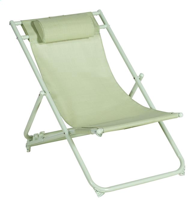 Image pour Chaise de plage vert à partir de DreamLand