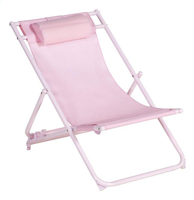 Image pour Chaise de plage rose à partir de DreamLand