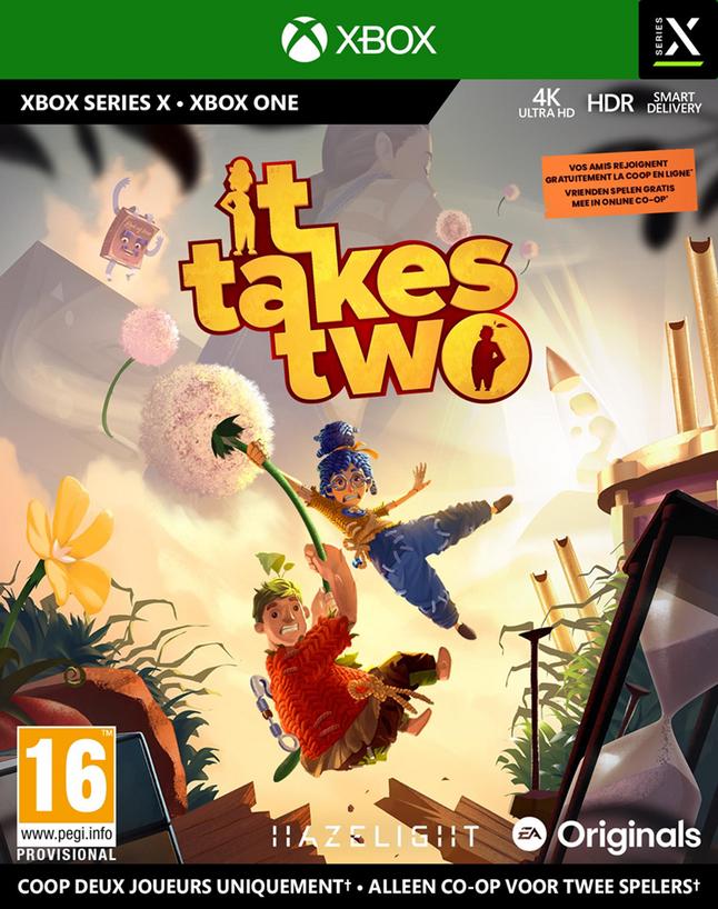 Xbox It Takes Two ENG/FR
