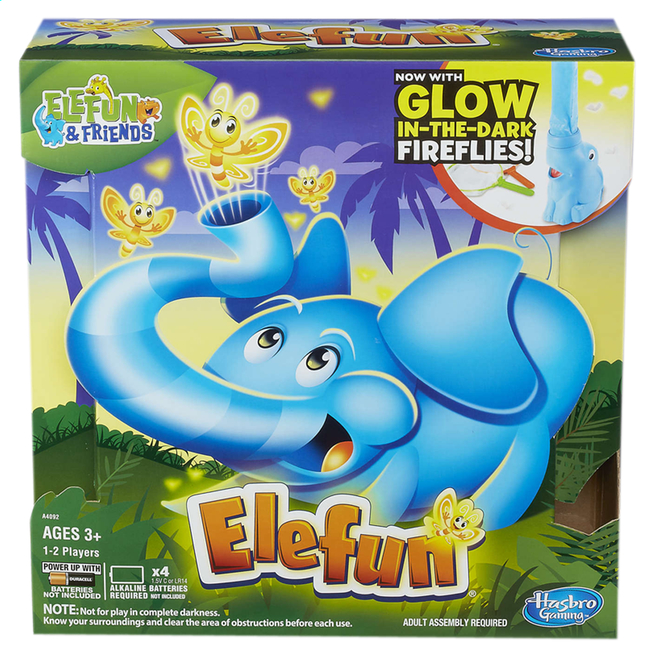 Image pour Elefun Glow In-the-dark Fireflies NL à partir de DreamLand