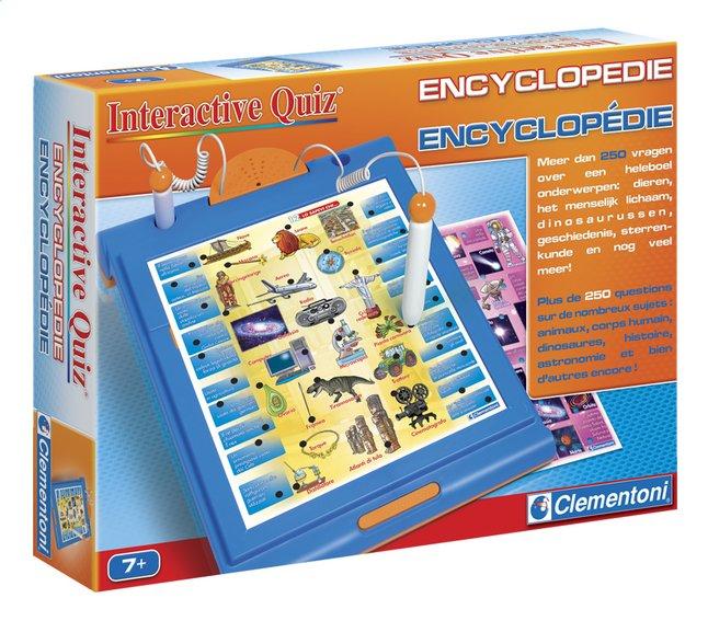 Afbeelding van Interactieve quiz Encyclopedie from DreamLand