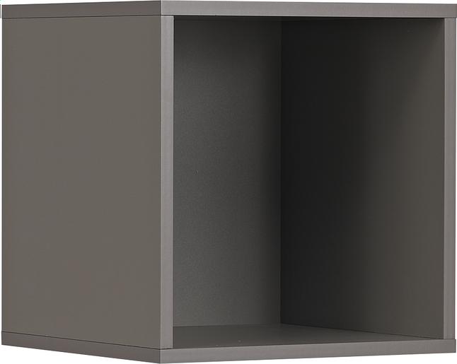 Image pour Cube pour garde-robe Basil gris à partir de DreamLand