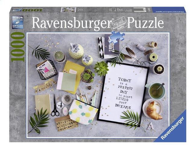 Afbeelding van Ravensburger puzzel Start living your dream from DreamLand