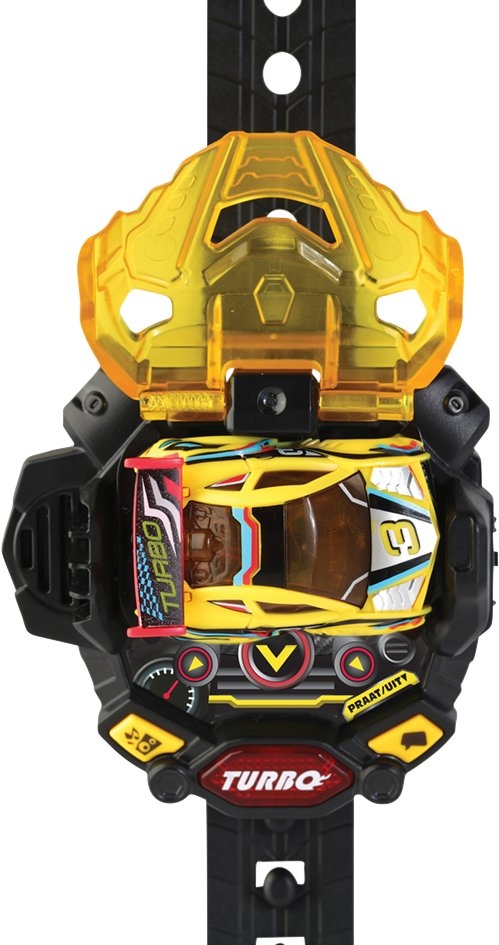 VTech Auto Turbo Force Yellow Racer