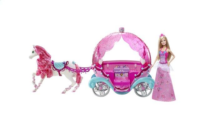 Image pour Barbie set de jeu cheval et carrosse à partir de DreamLand