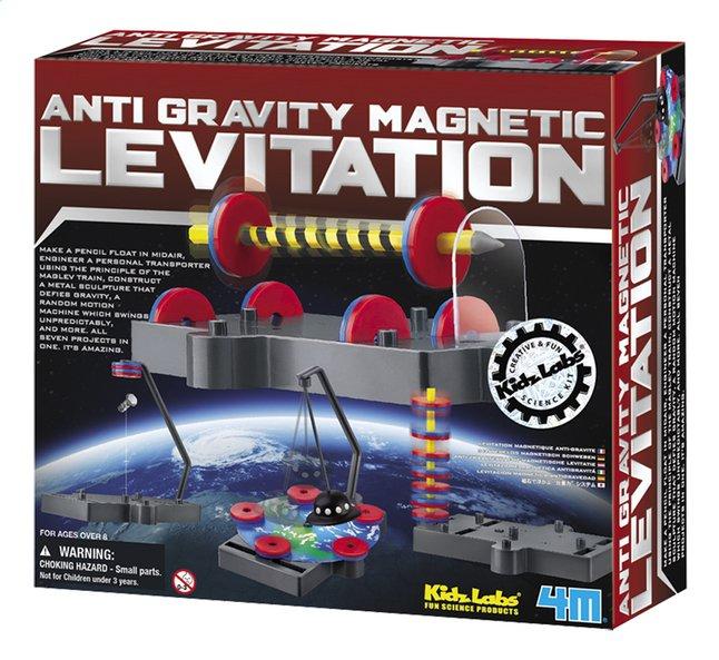 Image pour 4M Lévitation magnétique anti-gravité à partir de DreamLand