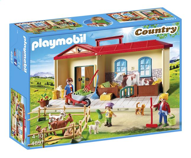 Image pour Playmobil Country 4897 Ferme transportable à partir de DreamLand