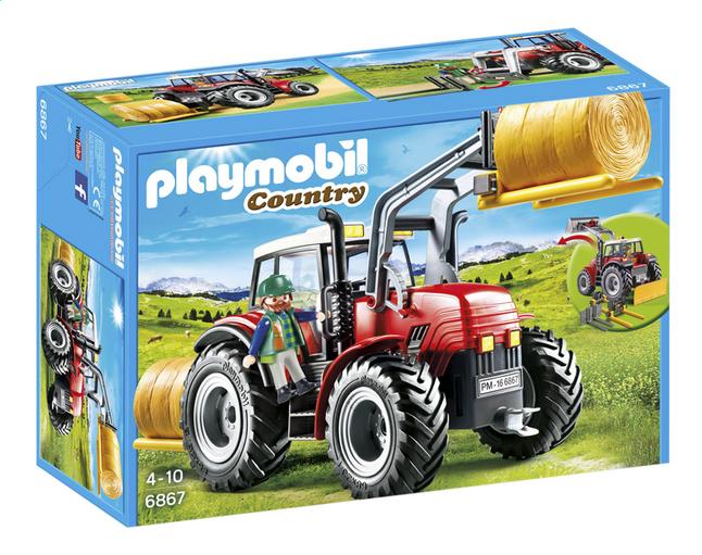 Image pour Playmobil Country 6867 Grand tracteur agricole à partir de DreamLand