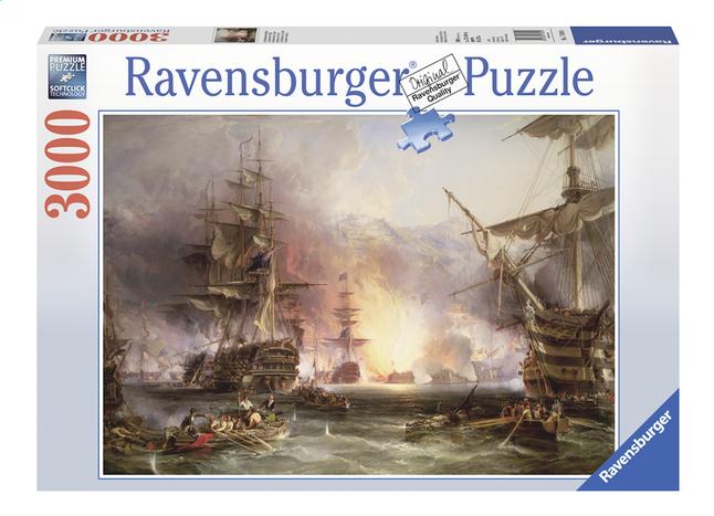 Afbeelding van Ravensburger puzzel Bombardement van Algiers from DreamLand