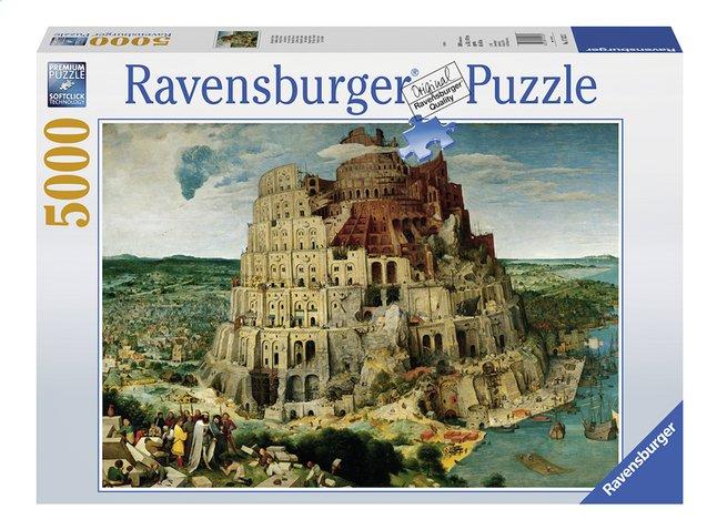 Afbeelding van Ravensburger puzzel De toren van Babel from DreamLand