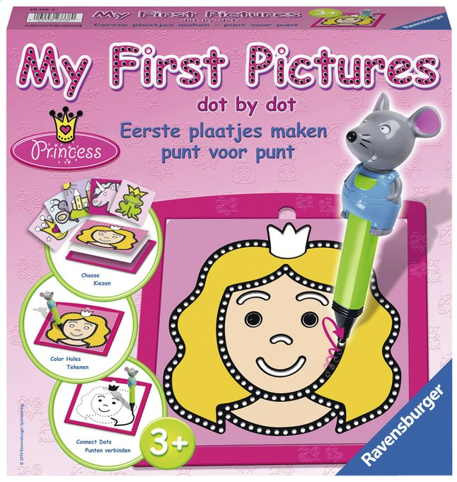 Afbeelding van Ravensburger My First Pictures: Princess from DreamLand