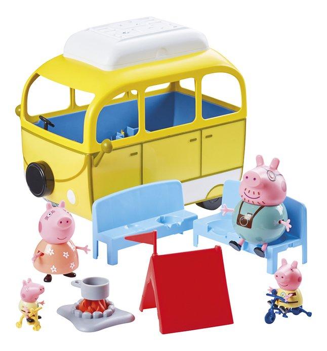 Afbeelding van Speelset Peppa Pig Camping Trip from DreamLand
