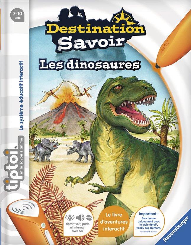 Image pour Ravensburger Tiptoi Destination Savoir : Les dinosaures à partir de DreamLand