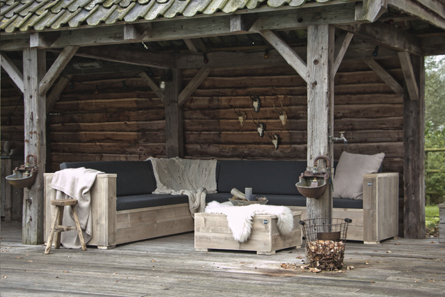 Afbeelding van Dutchwood loungeset Country 250 x 300 cm from DreamLand