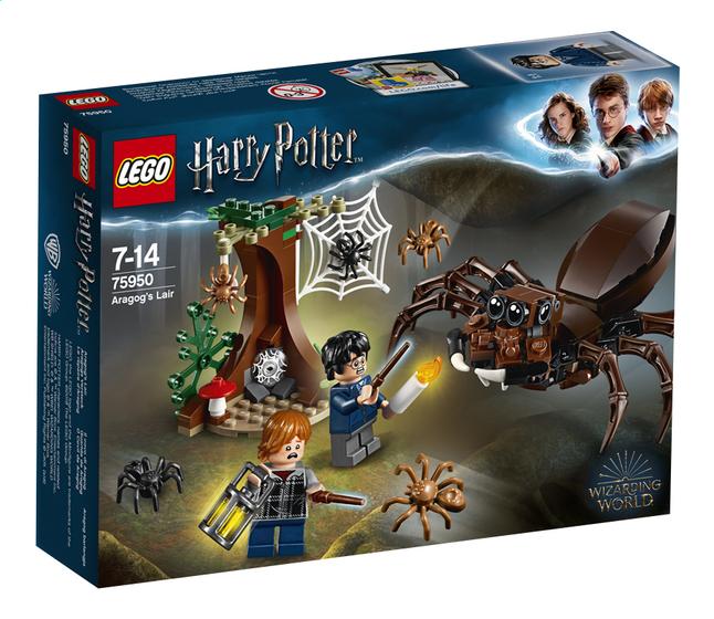 LEGO Harry Potter 75950 Aragog's schuilplaats