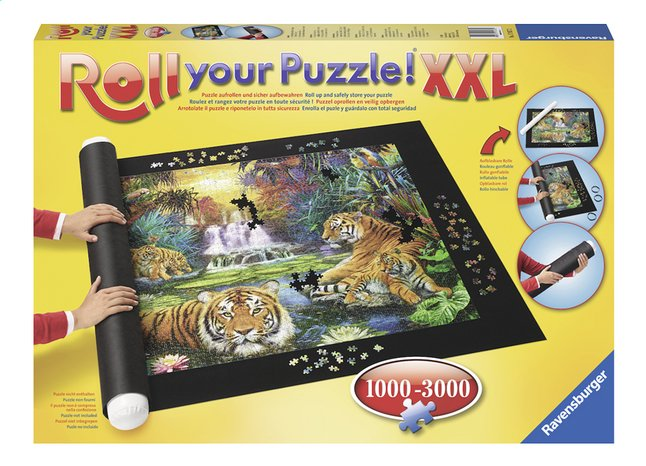 Afbeelding van Ravensburger puzzelmat Roll your puzzle XXL voor 1000 - 3000 stukjes from DreamLand