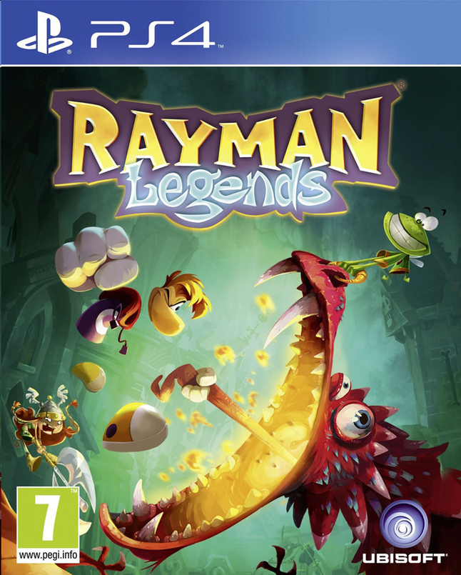 Afbeelding van PS4 Rayman Legends ENG/FR from DreamLand