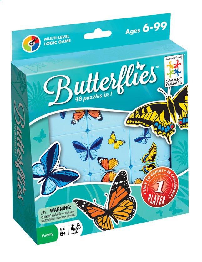Image pour Puzzle à coulisse Butterflies à partir de DreamLand