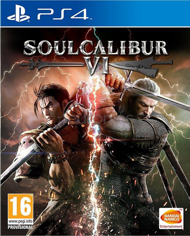 Afbeelding van PS4 Soulcalibur VI ENG from DreamLand