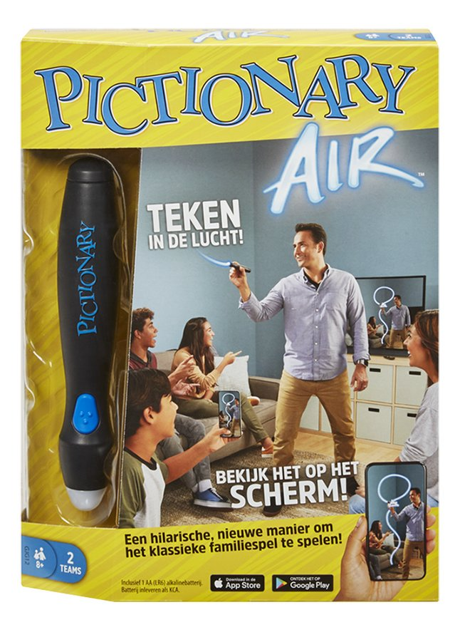 Afbeelding van Pictionary Air from DreamLand