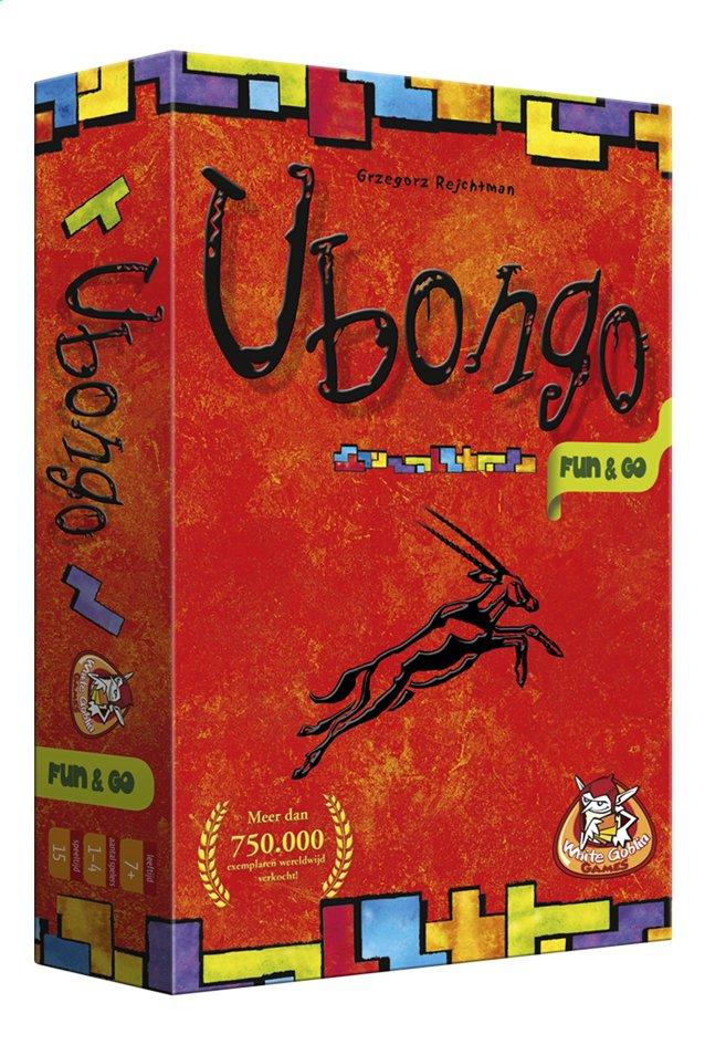 Afbeelding van Ubongo Fun & Go from DreamLand