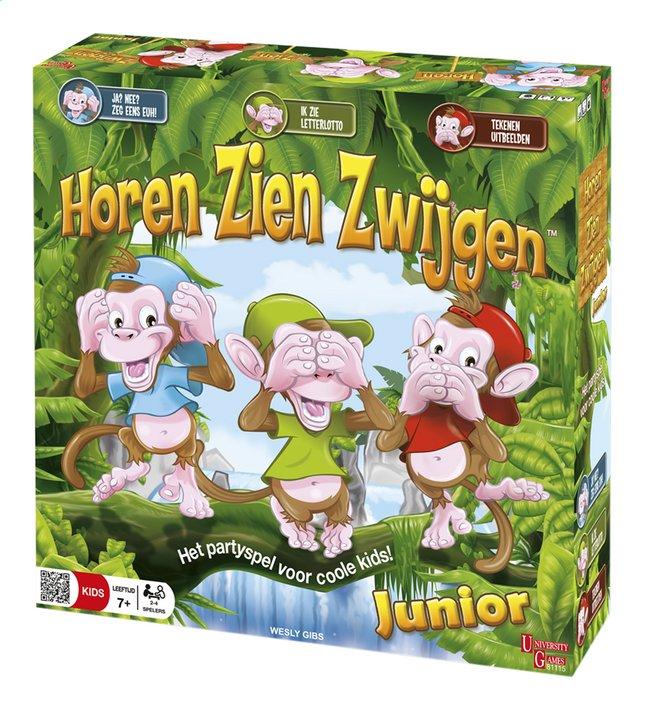 Afbeelding van Horen, Zien en Zwijgen Junior from DreamLand
