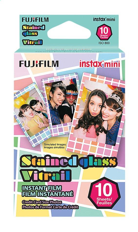 Image pour Fujifilm pack de 10 photos Vitrail pour instax mini à partir de DreamLand