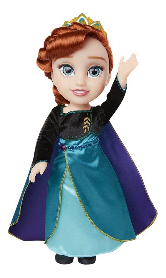 Poupée Disney La Reine des Neiges II Anna la Reine