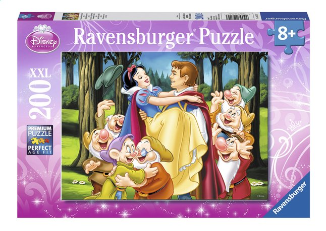 Image pour Ravensburger puzzle Blanche-Neige et son prince à partir de DreamLand