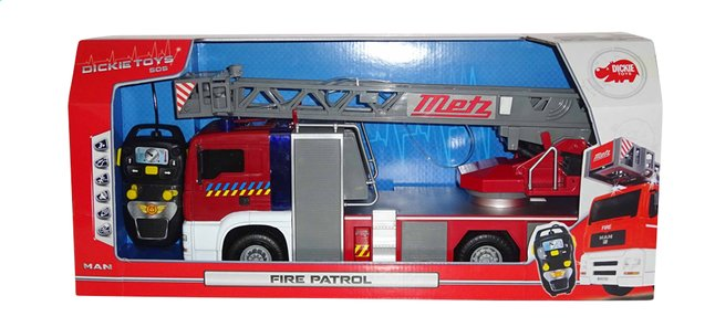 Image pour Dickie Toys voiture RC Camion de pompier à partir de DreamLand