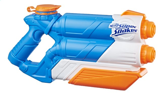 Afbeelding van Nerf Waterpistool Super Soaker Twin Tide from DreamLand