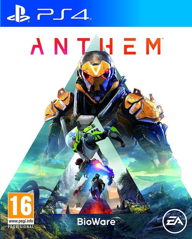 Afbeelding van PS4 Anthem ENG/FR from DreamLand