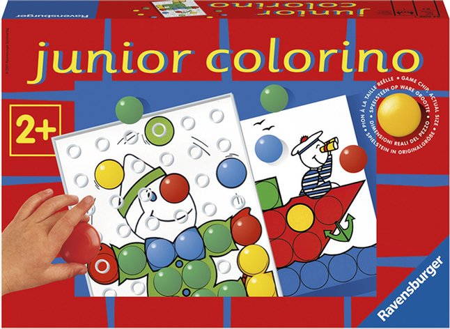 Image pour Ravensburger Junior colorino à partir de DreamLand