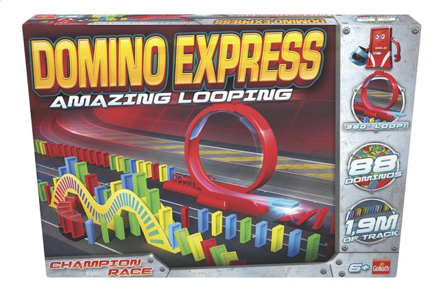Afbeelding van Domino Express Amazing Looping from DreamLand