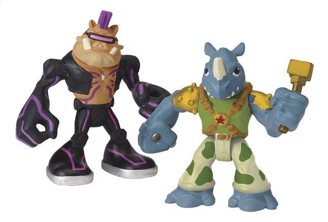 Afbeelding van Teenage Mutant Ninja Turtles Half-Shell Heroes Bebop & Rocksteady from DreamLand