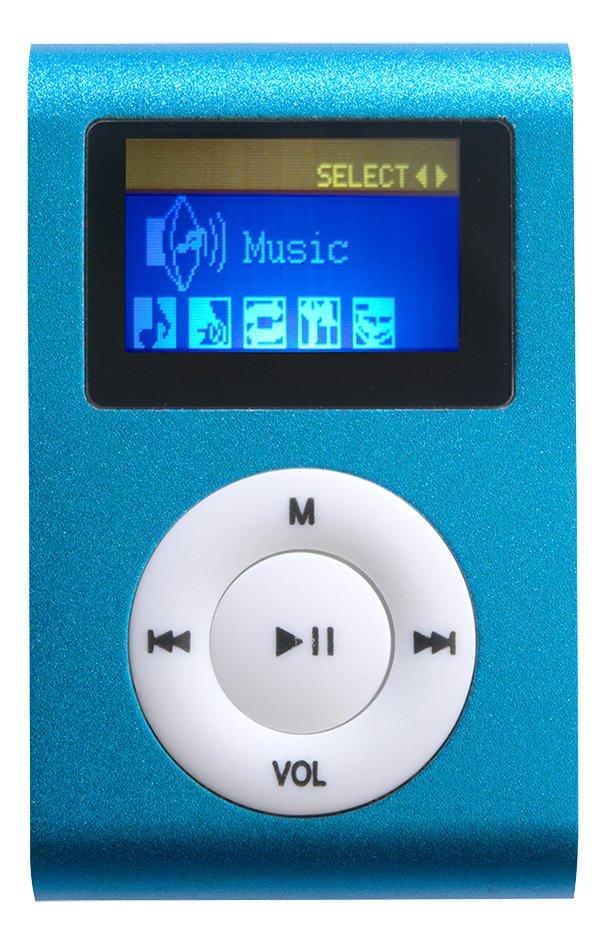 Difrnce lecteur MP3 MP855 4 Go bleu