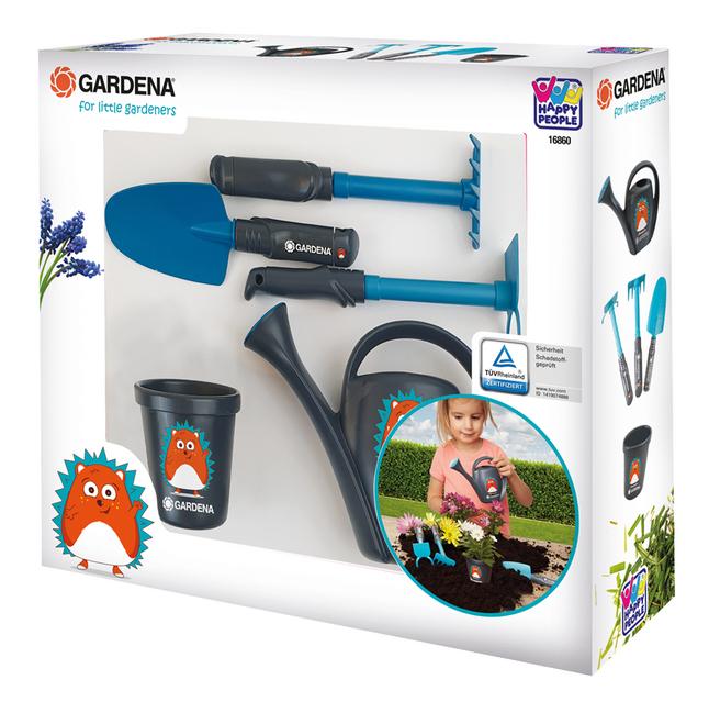 Gardena kindertuingereedschap Starter Set